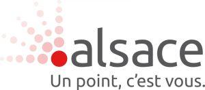 Alsace, un pont c'est tout.